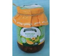 Варенье груша с апельсином 600 гр.