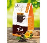 Черный чай с календулой и мятой 150г