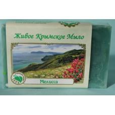 """Мыло ручной работы Натуральное Мыло """"Мелисса"""" 85 гр."""